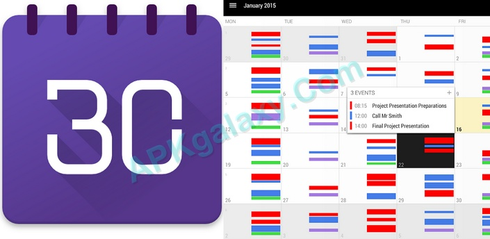 Business Calendar 2 Apk