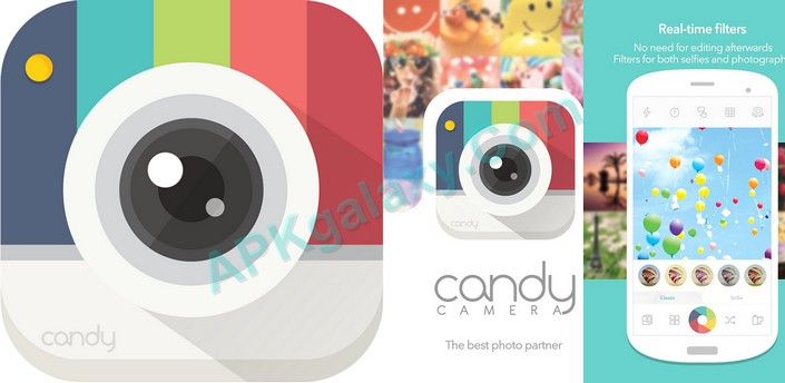 Candy Camera – Selfie Selfies Apk