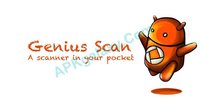 Genius Scan+-PDF Scanner Apk