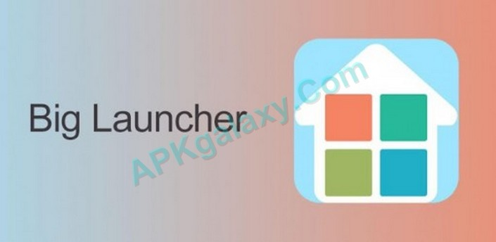 KK Easy Launcher(Big Launcher) Apk