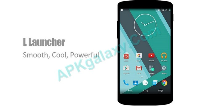 L Launcher PRO – Lollipop Launcher Apk