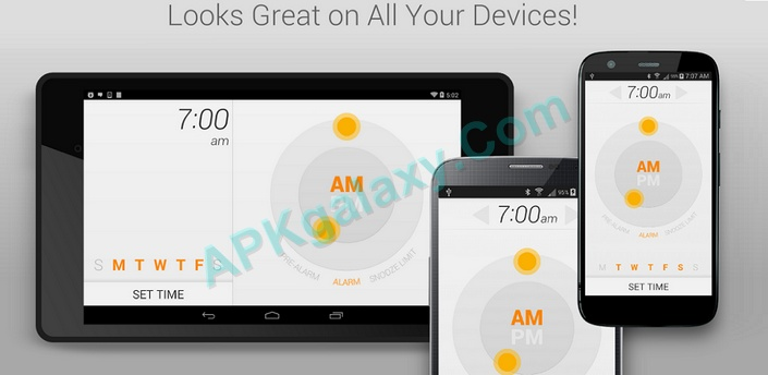 Life Time Alarm Clock Apk