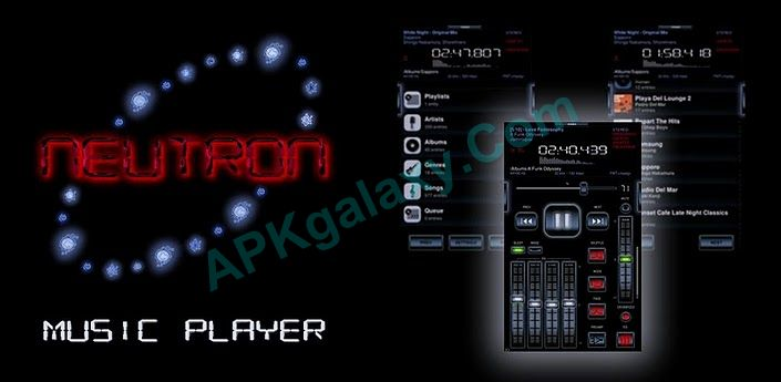 Neutron Music Player Apk