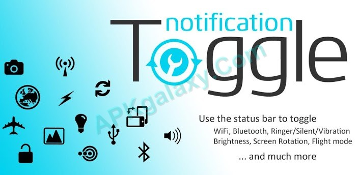 Notification Toggle Premium Apk