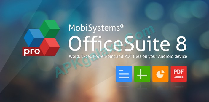 OfficeSuite 8 Premium Apk