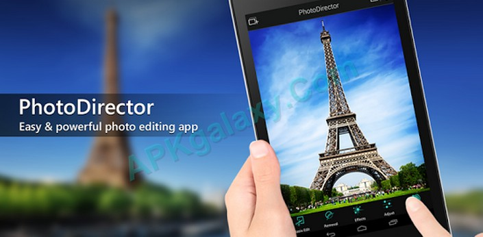 PhotoDirector Premium – Photo Editor Apk