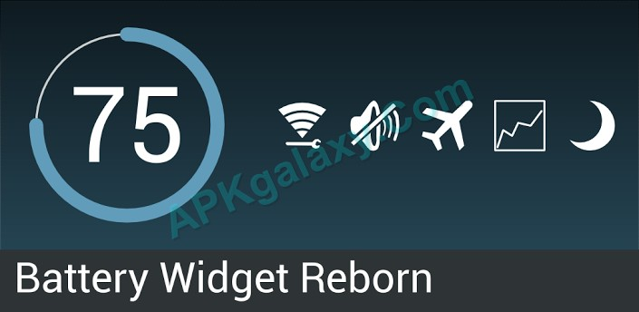 Battery Widget Reborn Apk