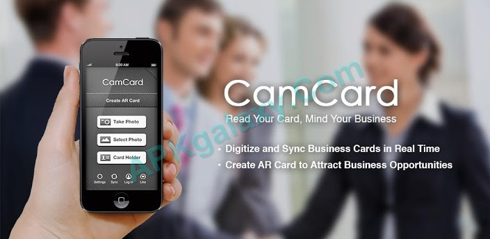 CamCard – Business Card Reader Apk