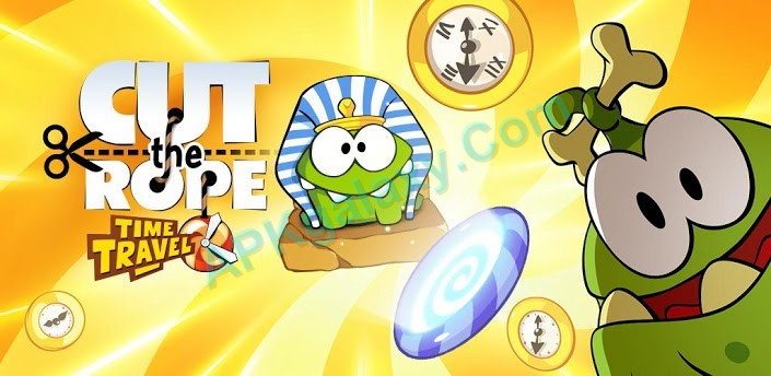 Cut the Rope Time Travel HD Apk