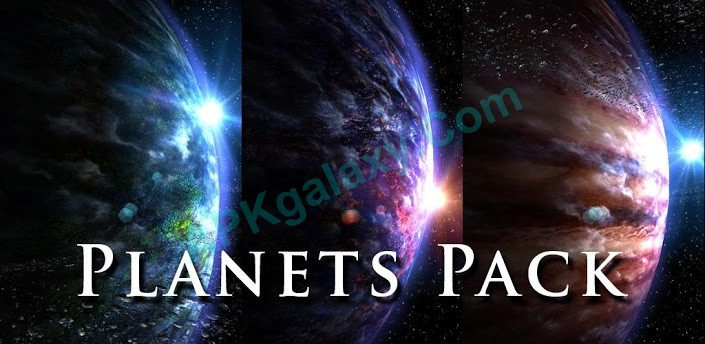 Planets Pack Apk
