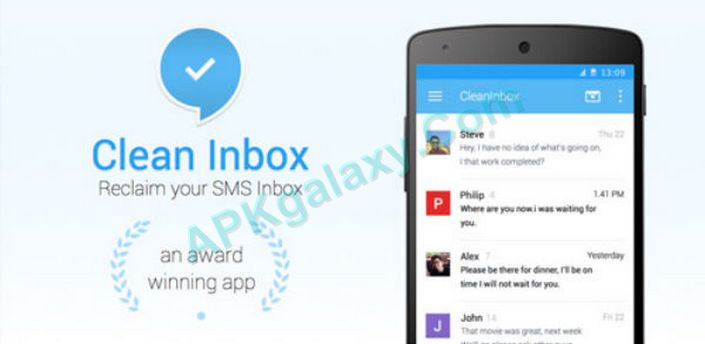 SMS Blocker Clean Inbox Apk