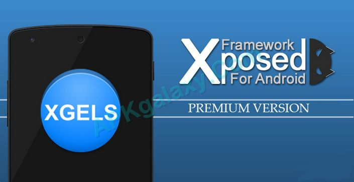 Xposed GEL Settings Apk
