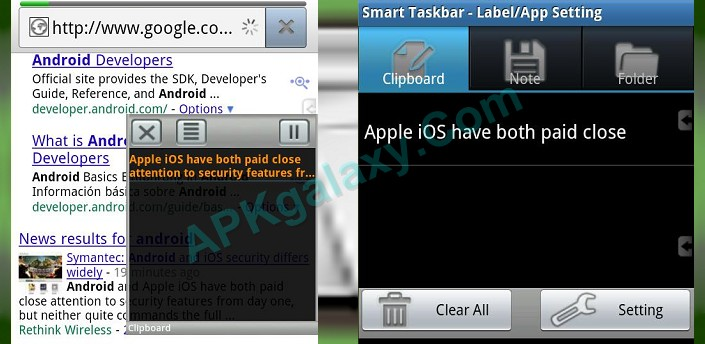 Everywhere Clipboard Pro Apk