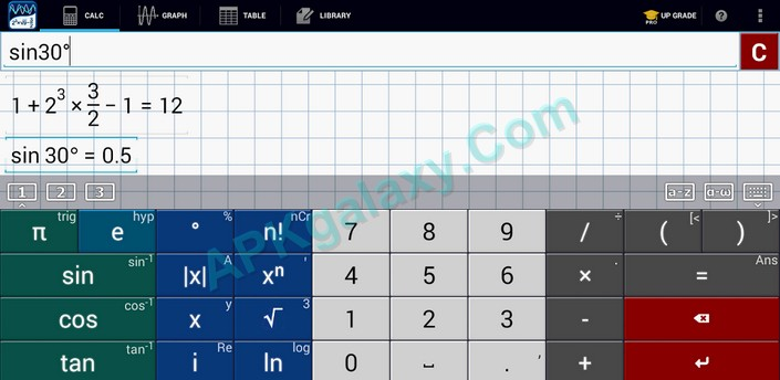 Graphing Calculator by Mathlab PRO Apk