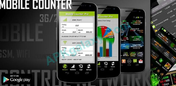 Mobile Counter Pro Apk