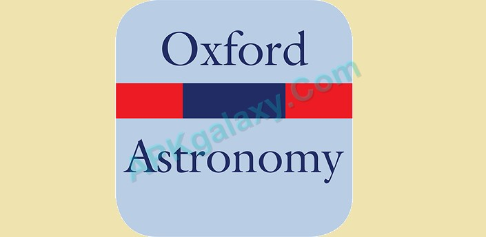 Oxford Dictionary of Astronomy Apk