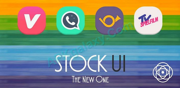 Stock UI – Icon Pack Apk