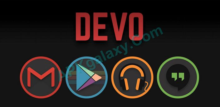 Devo – Icon Pack Apk