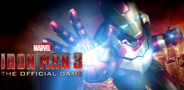 Iron Man 3 – The Official Game Apk