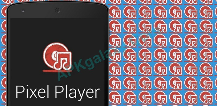 Pixel Player Pro Music Player Apk
