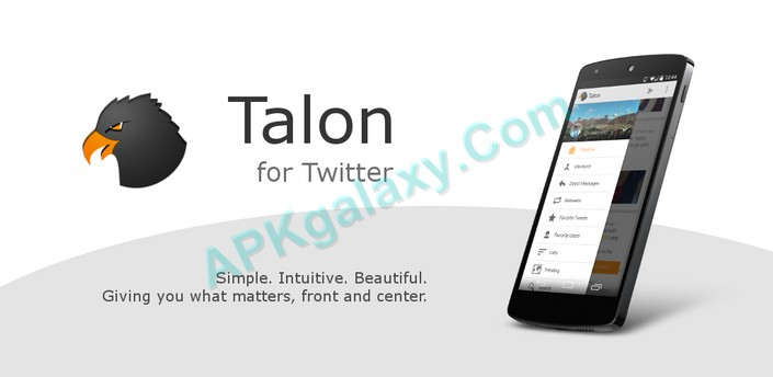 Talon for Twitter (Plus) Apk