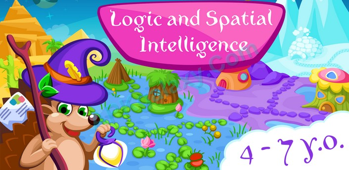 Logic for kids 3-7 years old Apk