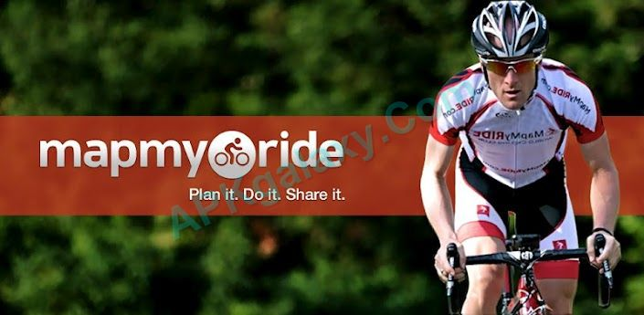 Map My Ride+ GPS Cycling Apk