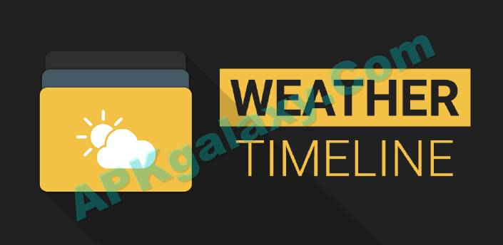 Weather Timeline – Forecast Apk