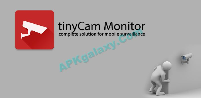 tinyCam Monitor PRO for IP Cam Apk
