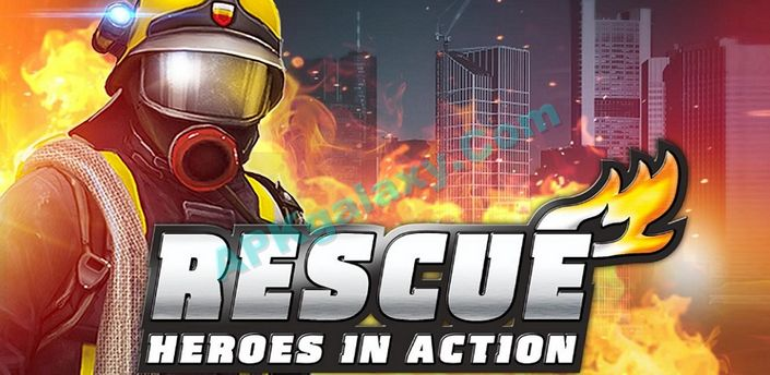 RESCUE Heroes in Action Apk