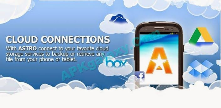 ASTRO File Manager with Cloud PRO Apk