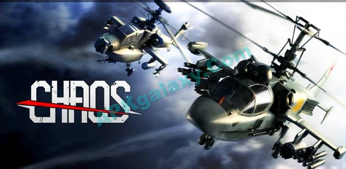 CHAOS Combat Helicopter HD Apk