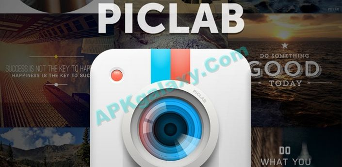 PicLab – Photo Editor FULL Apk