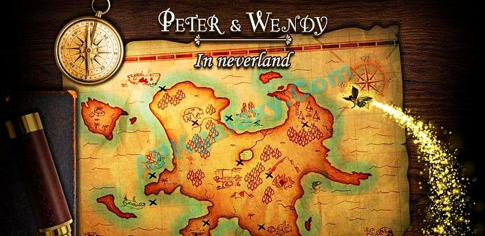 Peter Wendy in Neverland Apk