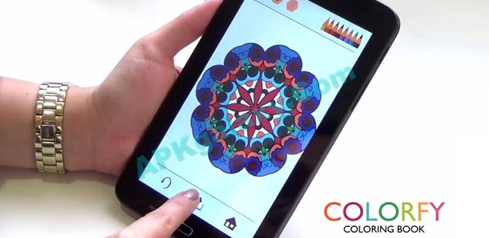 Colorfy – Coloring Book FULL Apk