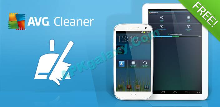 AVG Cleaner & Battery Saver PRO Apk