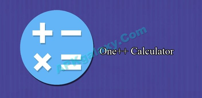 One++ Calculator Pro Apk