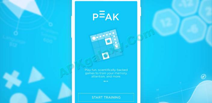 Peak – Brain Training Apk
