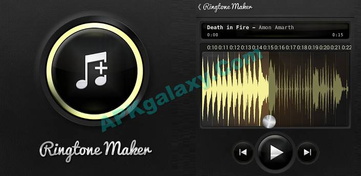 Ringtone MP3 maker Apk