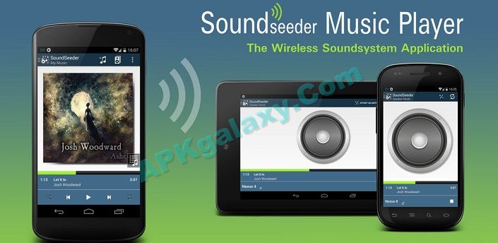 SoundSeeder Music Player Apk