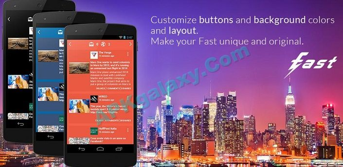Fast Pro (Client for Facebook) Apk