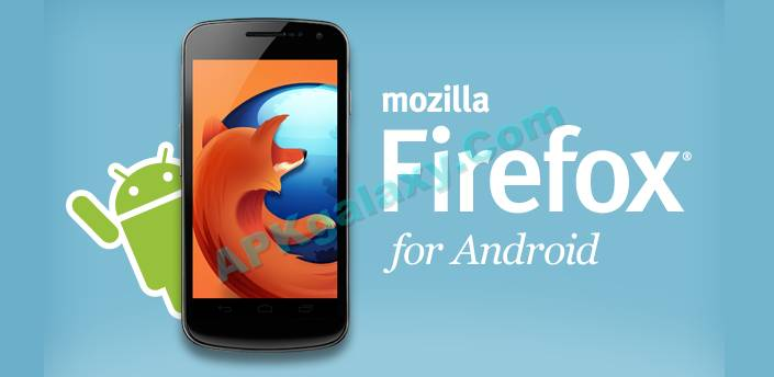 Firefox Browser for Android Apk