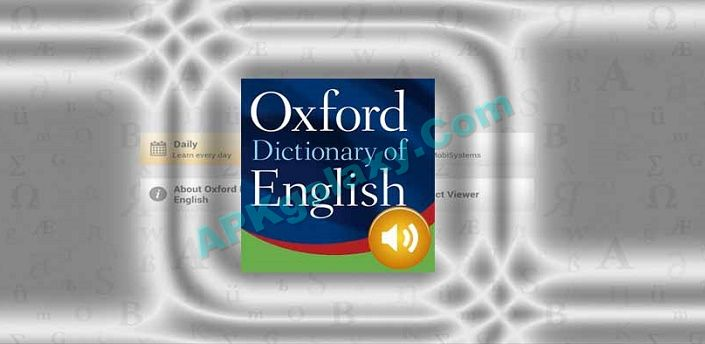 Oxford Dictionary of English Full Apk