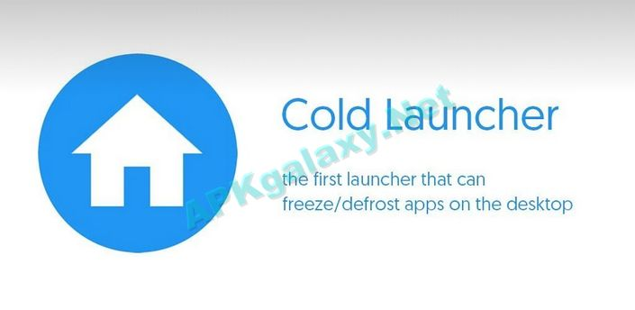 Cold Launcher Apk