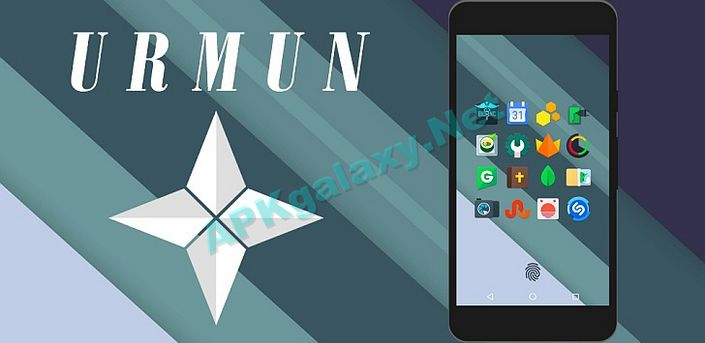 Urmun Icon Pack Apk