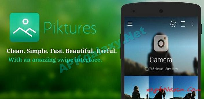 Piktures Gallery Photo & Video Apk
