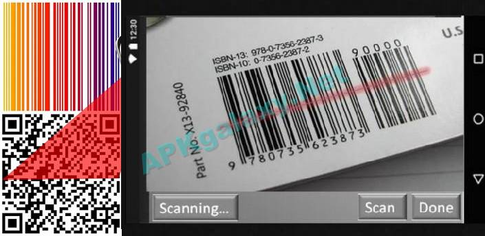 QR and Barcode Scanner Apk