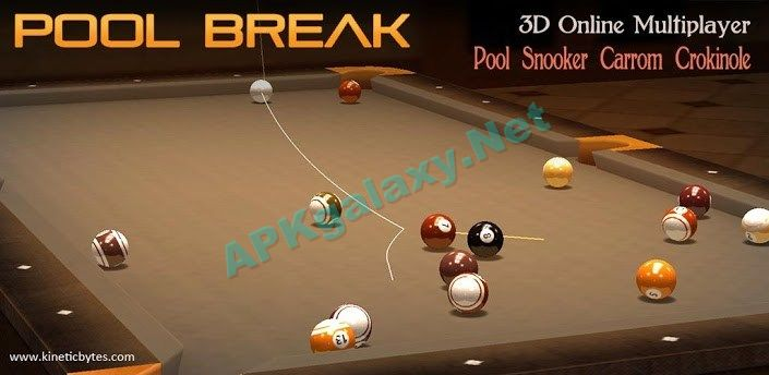 Pool Break Pro – 3D Billiards Apk