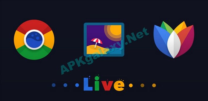 Live Icon Pack Apk