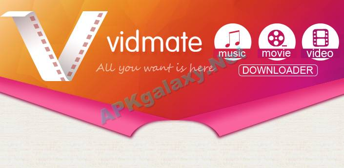 Vidmate – HD Video & Music Downloader Apk